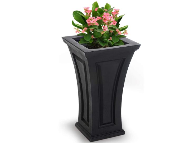 Black Planter