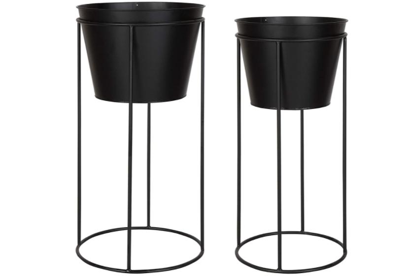 Bucket Style Pots