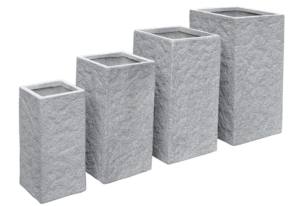 Square Planter Set