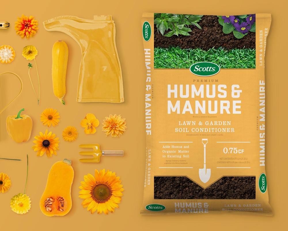 humus and manure
